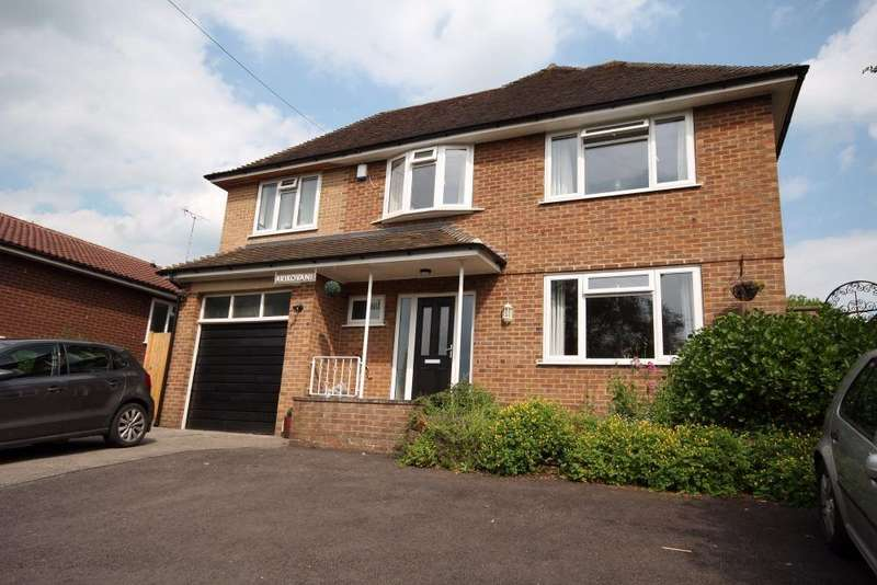4 Bedrooms Detached House for sale in Highwood Road, Uttoxeter, Staffordshire