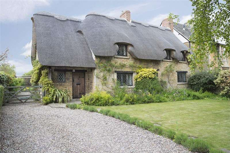 3 Bedrooms Detached House for sale in Church Street, Broadway, Worcestershire, WR12