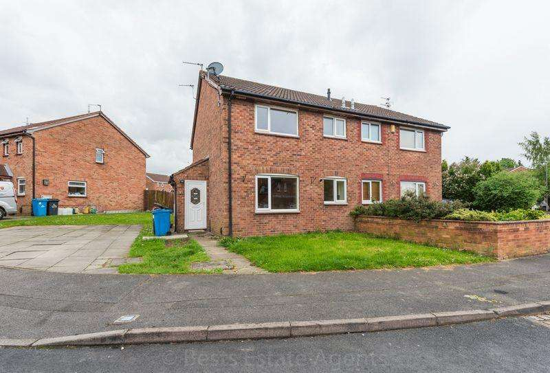 1 Bedroom Semi Detached House for sale in Bamford Close, Runcorn