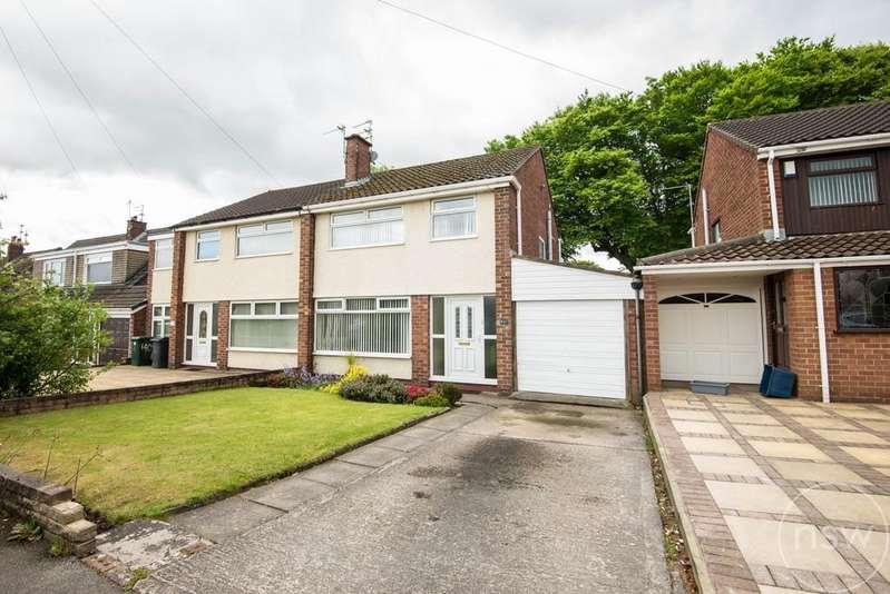 4 Bedrooms Semi Detached House for sale in Redgate, Ormskirk