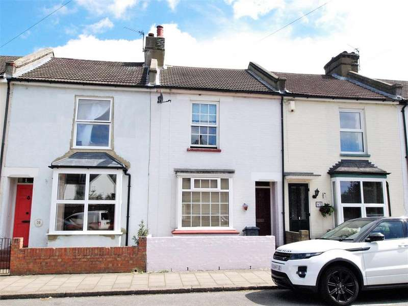 2 Bedrooms Terraced House for sale in Recreation Road, Shortlands, Bromley