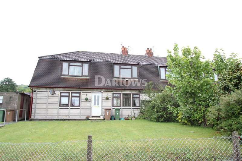 2 Bedrooms Flat for sale in Bryntirion, Bedwas
