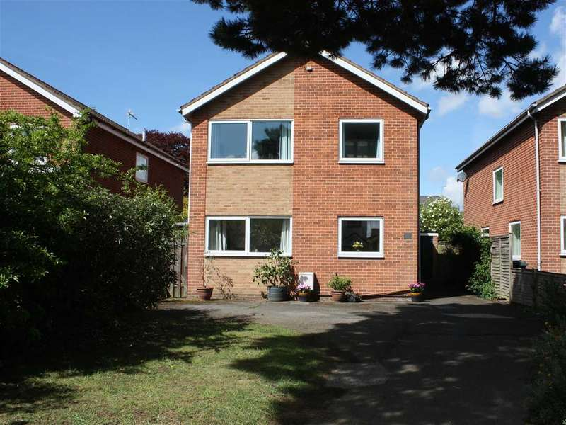 4 Bedrooms Detached House for sale in Cowper Street, Ipswich