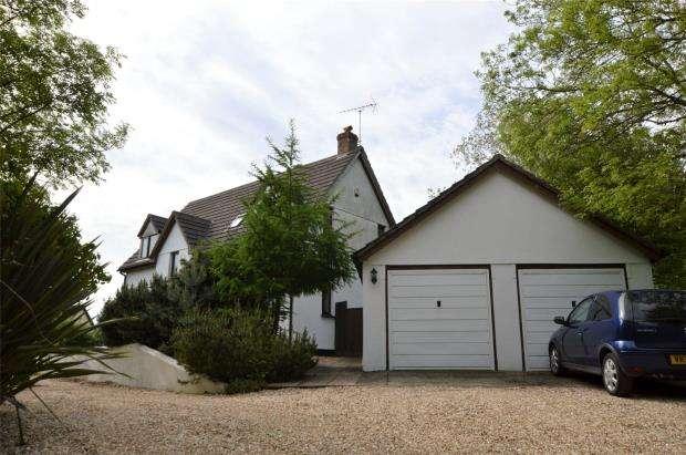 4 Bedrooms Detached House for sale in Cheriton Bishop, Exeter, Devon