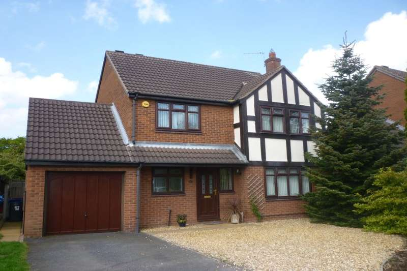 5 Bedrooms Detached House for sale in Manchester Drive, Apley, Telford, TF1