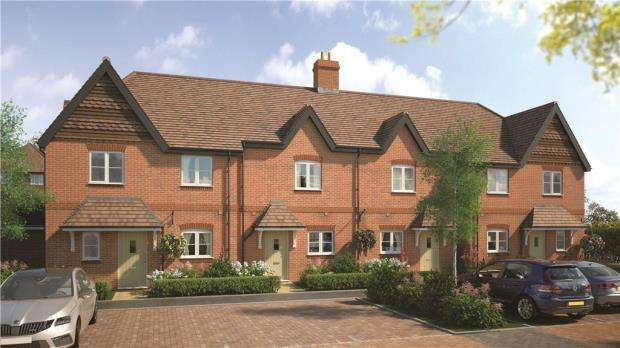 2 Bedrooms Terraced House for sale in Eldridge Park, Bell Foundry Lane, Wokingham