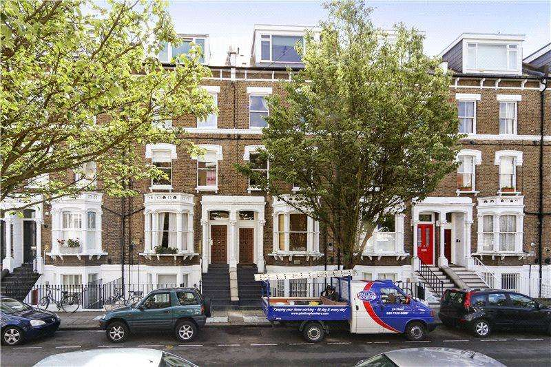 1 Bedroom Flat for sale in Gratton Road, London, W14