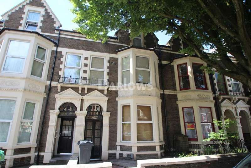 5 Bedrooms Terraced House for sale in Connaught Road, Roath, Cardiff