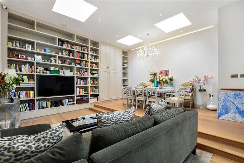 4 Bedrooms Terraced House for sale in Shirland Road, Maida Vale, London, W9