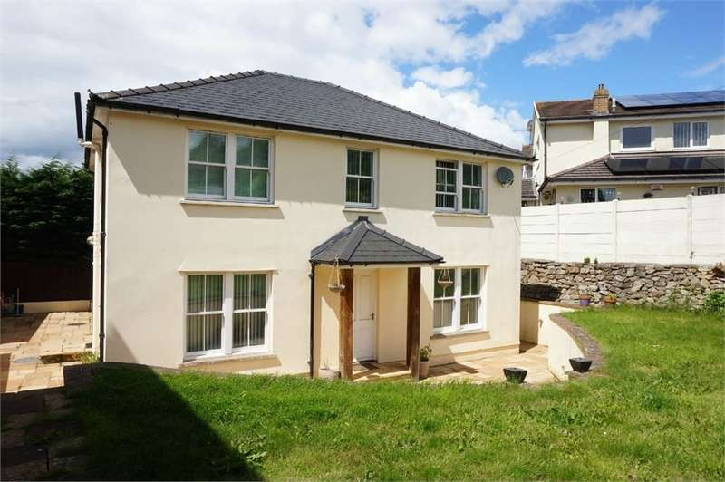 4 Bedrooms Detached House for sale in Islington House, 24a Station Road, ABERGAVENNY, NP7