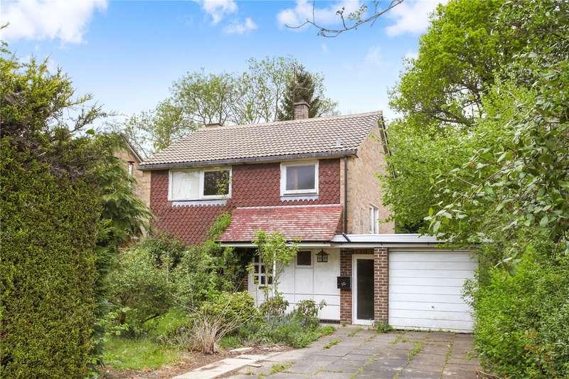 3 Bedrooms Detached House for sale in Silver Birches Way, Elstead, Godalming, Surrey, GU8