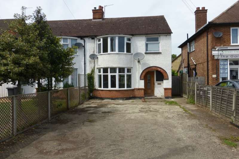 3 Bedrooms Semi Detached House for sale in High Street, Kempston, Bedford, MK42