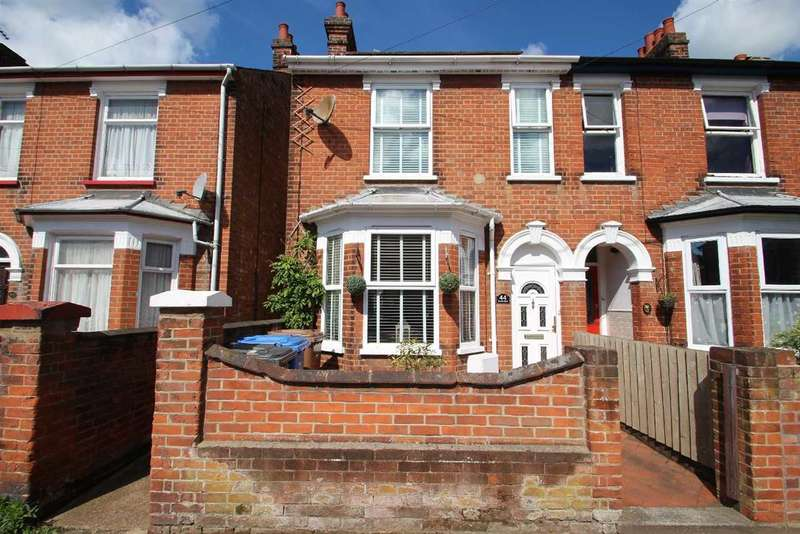 3 Bedrooms Semi Detached House for sale in Camden Road, Ipswich