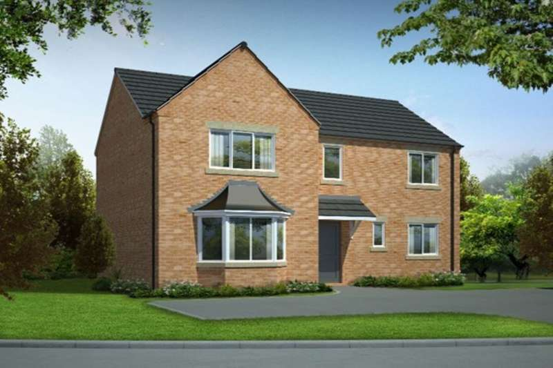 4 Bedrooms Detached House for sale in Hallgate Lane, Pilsley, Chesterfield, S45