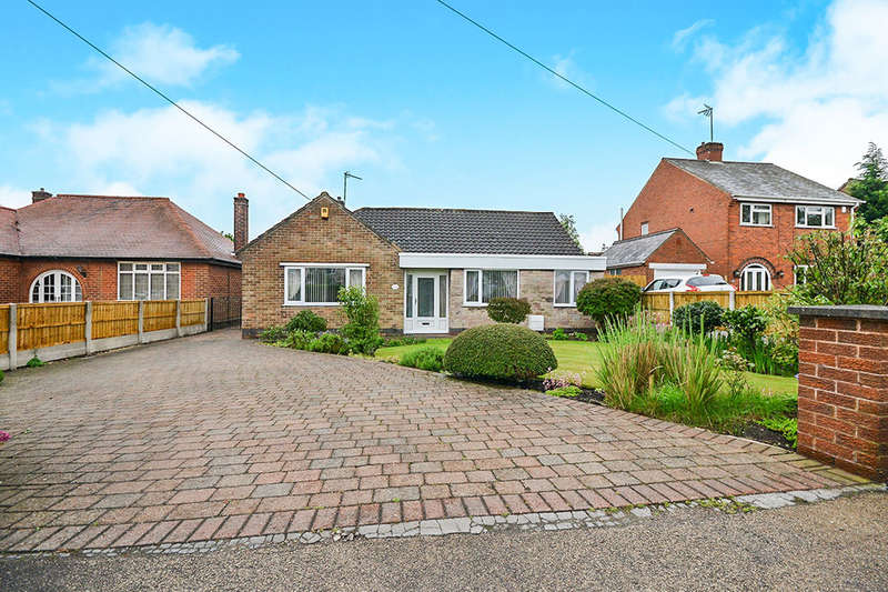 3 Bedrooms Detached Bungalow for sale in NG17