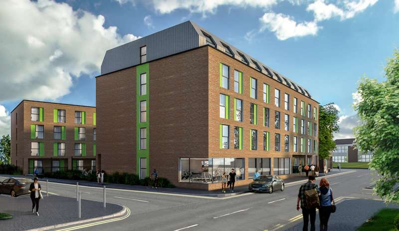 1 Bedroom Flat for sale in Sizer Street, Preston, PR1