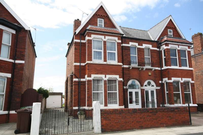 5 Bedrooms Semi Detached House for sale in Portland Street, Southport