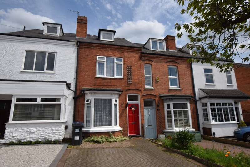 3 Bedrooms Terraced House for sale in Primrose Lane, Hall Green