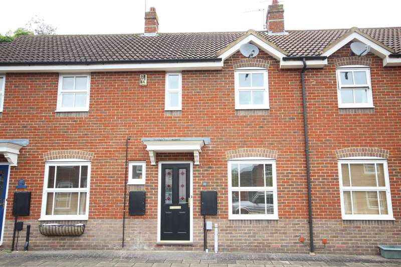 2 Bedrooms Terraced House for sale in Horton Close, Fairford Leys