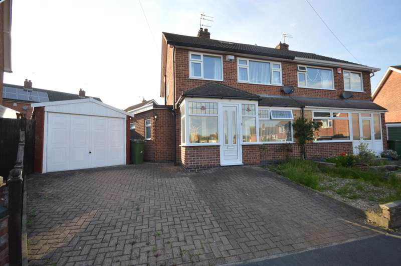 3 Bedrooms Detached House for sale in Robotham Close, Huncote, Leicester, LE9 3BB