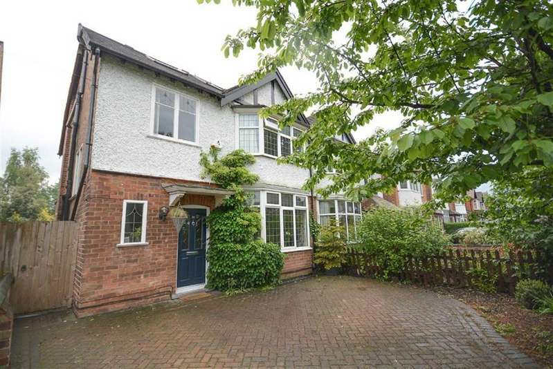 5 Bedrooms Semi Detached House for sale in Davies Road, West Bridgford