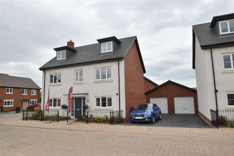 5 Bedrooms Property for sale in The Baughton, Lawnspool Drive, Kempsey