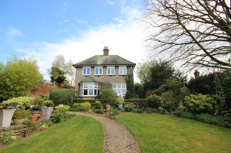 5 Bedrooms Detached House for sale in Ashburnham Road, Ampthill, Bedford, MK45
