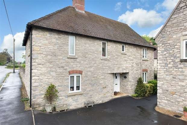 4 Bedrooms Terraced House for sale in Sheppards Forge, Sutton Veny, Warminster