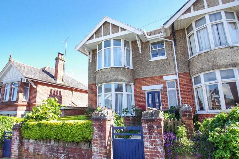 4 Bedrooms Semi Detached House for sale in Collingwood Road, Shanklin PO37
