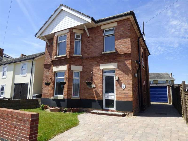 3 Bedrooms Detached House for sale in Mayfield Road, Bournemouth, Dorset