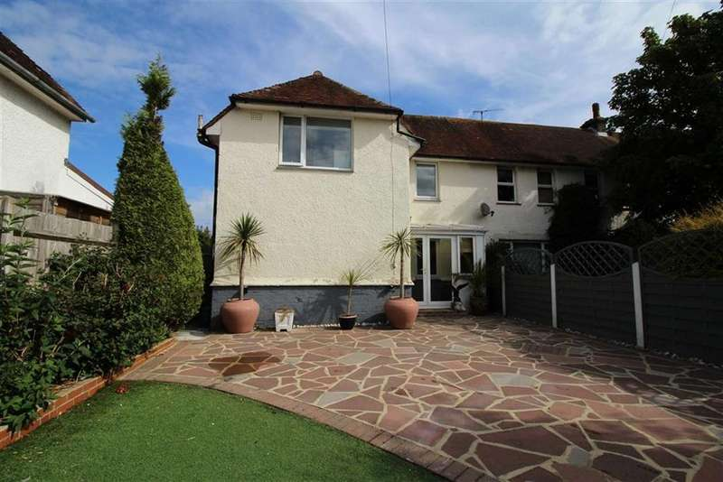 3 Bedrooms Semi Detached House for sale in Loder Gardens, Worthing