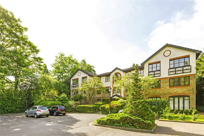2 Bedrooms Flat for sale in Heathview Court, 70 Parkside, SW19