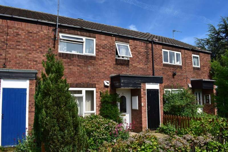 3 Bedrooms Terraced House for sale in Foxhollows, Hatfield, AL10
