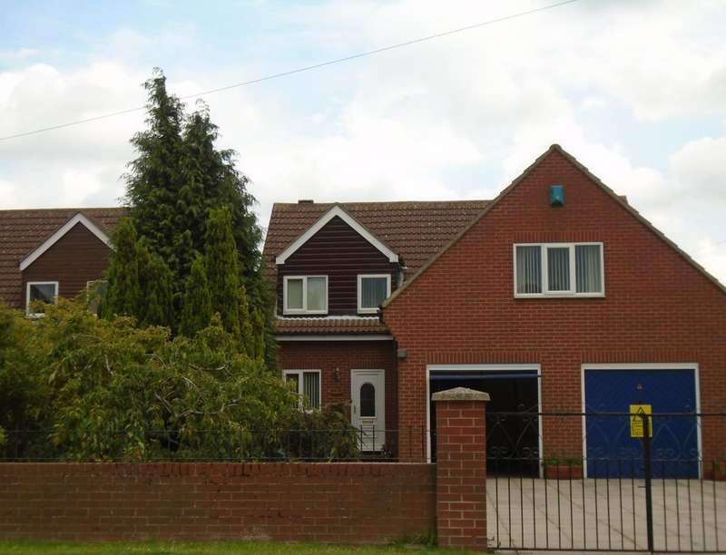 5 Bedrooms Detached House for sale in Holme Lea Selby Road, Eggborough, Goole, DN14