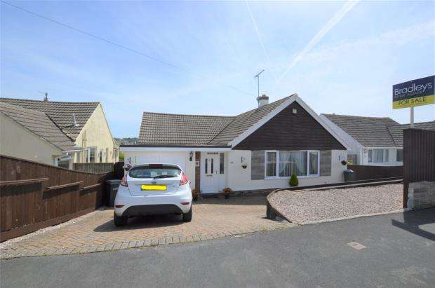 5 Bedrooms Detached Bungalow for sale in Lichfield Drive, Brixham, Devon