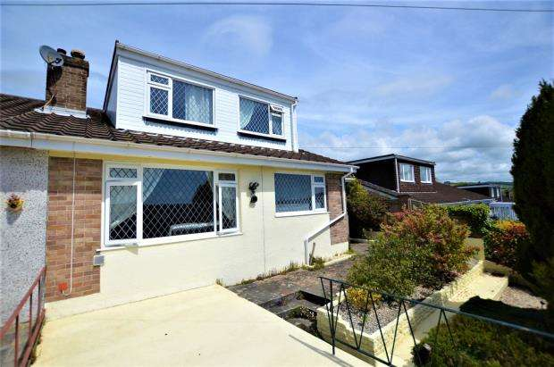 3 Bedrooms Semi Detached House for sale in South View Park, Plympton, Plymouth, Devon