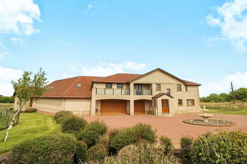 4 Bedrooms Detached House for sale in Campsie View Broomhouse Auchentibber Road, Blantyre, GLASGOW, G72