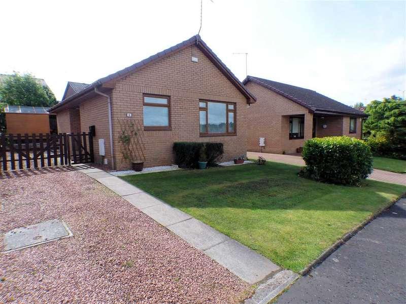 2 Bedrooms Bungalow for sale in Langdale, Stewartfield, EAST KILBRIDE