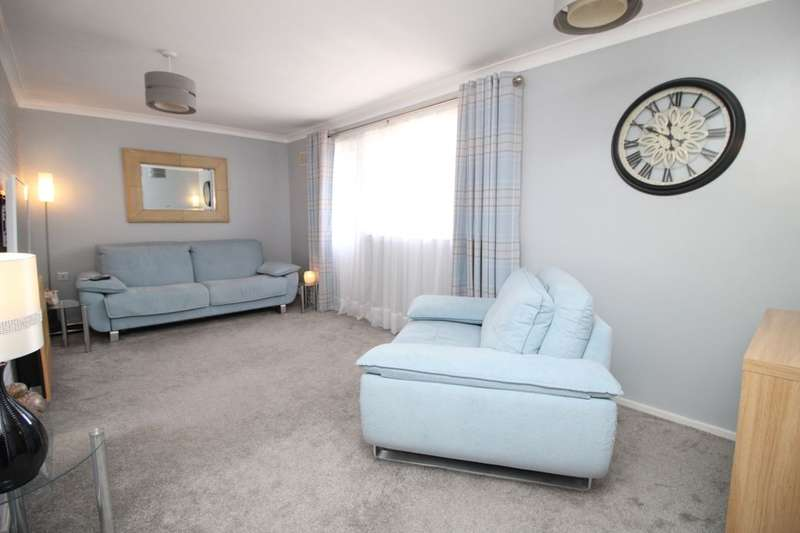 1 Bedroom Flat for sale in Malcolm Road, Glenrothes, KY7