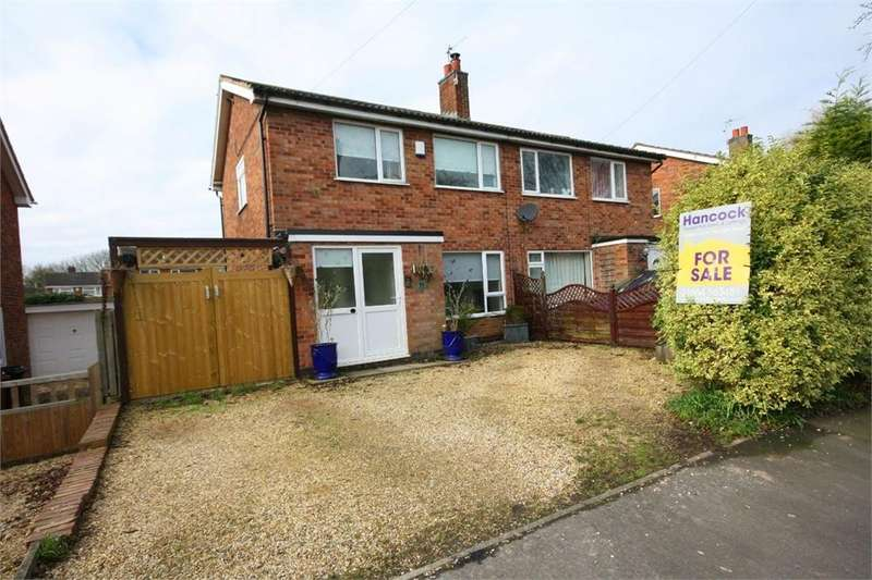 3 Bedrooms Semi Detached House for sale in Saxelby Road, Asfordby