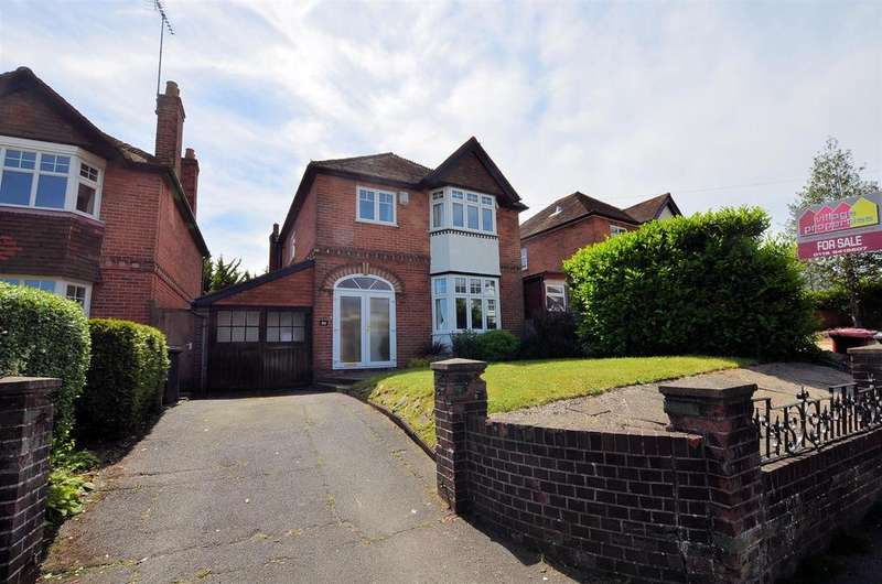 3 Bedrooms Detached House for sale in Norcot Road, Tilehurst, Reading