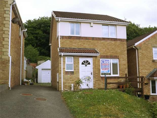 4 Bedrooms Detached House for sale in Cae Canol, Baglan, Port Talbot, West Glamorgan