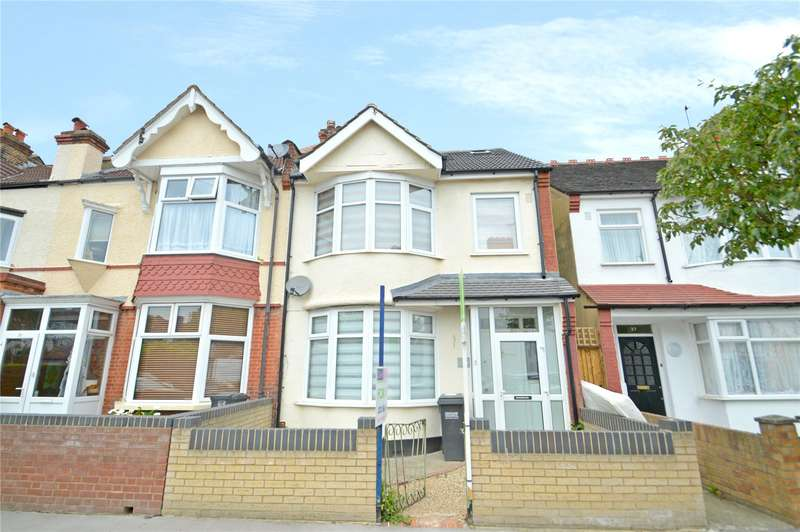 4 Bedrooms End Of Terrace House for sale in Highbarrow Road, Croydon