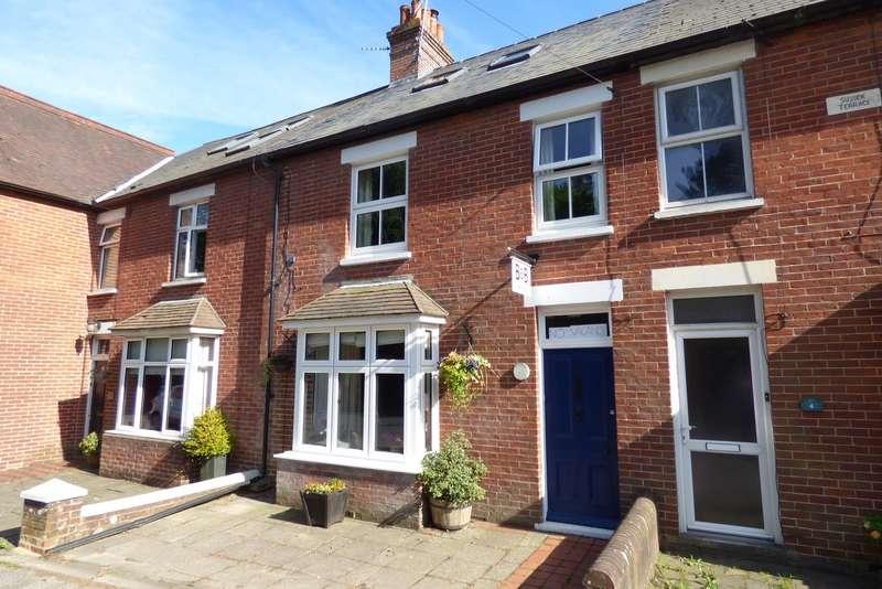 4 Bedrooms House for sale in Sussex Terrace, Bepton Road, Midhurst, GU29