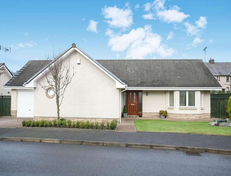 3 Bedrooms Detached Bungalow for sale in Crosslaw Burn, Moffat, DG10