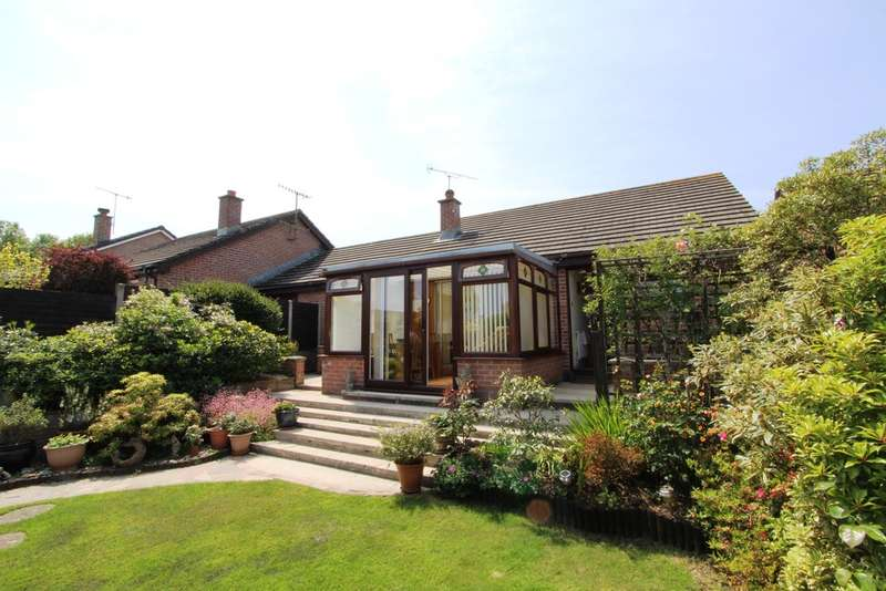 2 Bedrooms Detached Bungalow for sale in Carlyon Close, Torpoint
