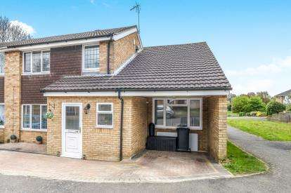 4 Bedrooms Semi Detached House for sale in Tudor Way, Wellingborough