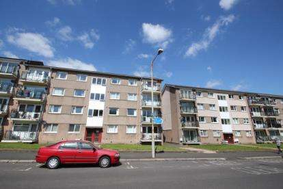 2 Bedrooms Flat for sale in George Street, Paisley, Renfrewshire