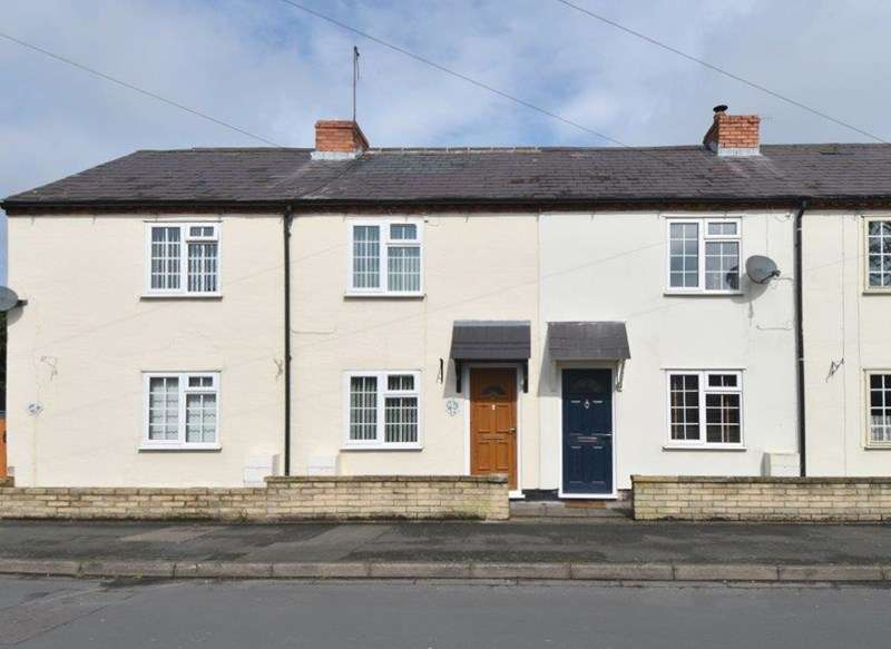 2 Bedrooms Terraced House for sale in Providence Road, Bromsgrove