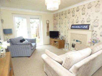 2 Bedrooms Flat for sale in Wren Court, Long Eaton, Nottingham